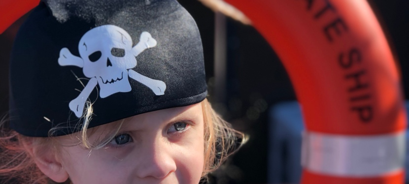 School holiday activity – The Pirate Ship Mandurah